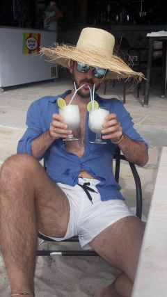 I want double Piña Colada